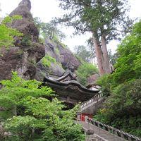 岩と匠の美しさ 榛名神社_______榛名湖〜伊香保温泉