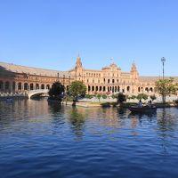 妻と行くスペイン(7-�) 世界で三番目に大きいセビリア大聖堂&広くて美しいスペイン広場に圧倒された