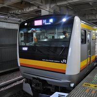 2017年6月関東日帰り鉄道旅行1(南武線)