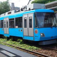 世田谷線に乗りました。玉電といいたいところですが。