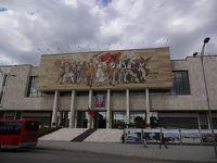 ヨーロッパ最後の秘境バルカン半島攻略!旧東欧諸国&砂漠の宝石ドバイの旅:セルビア・コソボ・アルバニア・マケドニア・ブルガリア・ルーマニア・アラブ首長国連邦旅行【21】(2016年秋4日目� ラーニング、アルバニア)