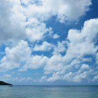 3泊4日八重山島めぐり【2】秘境 奥西表!船浮集落 イダの浜でまったり♪