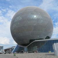 アスタナ(カザフスタン)国際博覧会を見物しましたーその4−カザフスタン館に入館