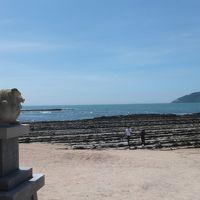 JALの「どこかにマイル」で宮崎の旅〜�ルートイングランティアあおしま太陽閣に宿泊し、青島神社に参拝!