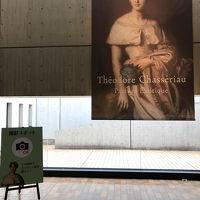上野の西洋美術館でシャセリオー展を観ました(2017年5月)
