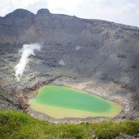 霧島連峰を歩く
