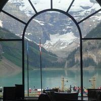 翡翠色に輝く湖と名峰に酔いしれ ・・ カナダ西部 (1)バンクーバー − ケローナ