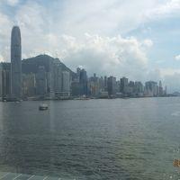 1歳6ヶ月の子供と行く香港