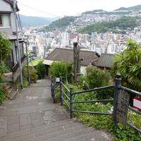 初めての長崎旅行 普賢岳登山と島原半島巡り3泊4日 その7パーク・アンド・ライドで長崎観光編