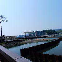 還暦夫婦の日本一周の旅�(陸前高田市の「奇跡の1本松」と松島の円通院での数珠玉つくり)