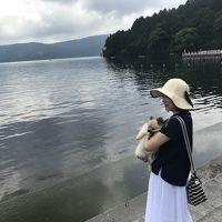 六か月ベビ連れ★ワンコ連れ 箱根旅行�