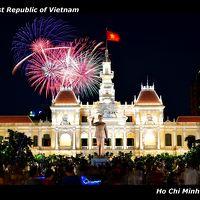 ベトナム・北から南への旅 �(ホーチーミン・ミトー編)