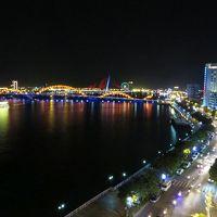 片道LCCで香港経由ベトナムへ【2〜3日】夜のダナンに到着、路線バスに乗って南へ