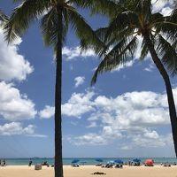 プレミアムフライデーと2日休んでハワイに行ってきたよ!� ダイヤモンドヘッドと花火編
