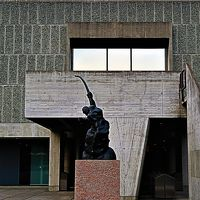 国立西洋美術館-1 建築空間の美 再発見 ☆世界文化遺産への視点