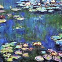 国立西洋美術館-2 西洋絵画の粋 再発見 ☆睡蓮・舟遊び・セーヌ川の朝・帽子の女・・