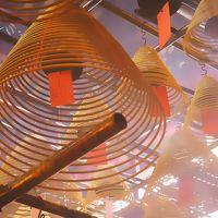 高層ビル萌え 香港一人旅1*・゜・*ローカル飯とスイーツ ちょっとだけ観光*・゜・*
