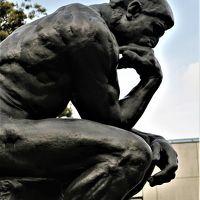国立西洋美術館-3 近代彫刻の華 再発見 ☆ロダン・プールデル 秀作揃い