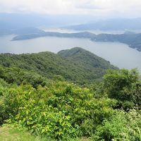 福井県の三方五湖に降り立ち、これで全都道府県を制覇!