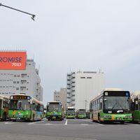 東方バス見聞録…「都営バス1日乗車券の旅」
