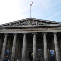 猛暑の日本よ、さようなら 行くぞロンドン!大英帝国のロマンに触れる旅。大英博物館�