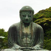 還暦夫婦の日本一周の旅�(鎌倉の大仏さんと長谷寺)