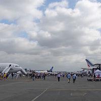 フランス・パリ旅行記 2017年6月 第3日 ル・ブルジェのパリ航空ショーへ