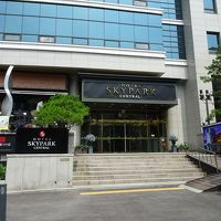 友達と4泊5日ソウルへ スカイパークセントラルホテル宿泊 前半