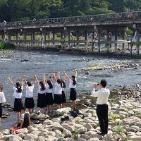 鶴橋で焼肉を喰らい嵐山で究極の宇治抹茶を味わう 夏の18きっぷ関西食い倒れの旅(前編)
