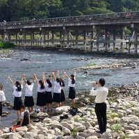 鶴橋で焼肉を喰らい嵐山で究極の宇治金時を味わう 夏の18きっぷ関西食い倒れの旅(前編)