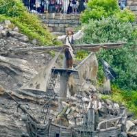 2017【年パス日記】その21 2週連続!夏ディズニー☆〜第2週はリドアイルで溺れよう!編〜