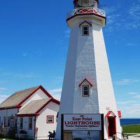 407-還暦記念旅行で半世紀をかけた夢、「赤毛のアン」のプリンスエドワード島でアンになる!…�東海岸灯台めぐり