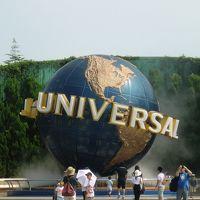 初めてのユニバーサル・スタジオ・ジャパン �初日は市内観光