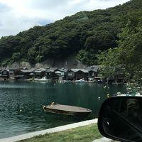 天の橋立、伊根と京都市内おまけで三重松坂と伊勢神宮
