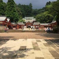 【鹿児島・霧島温泉】温泉最高!竜馬とおりょうの日本初の新婚旅行