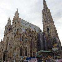 ウィーンの歴史地区(オーストリア) 2017.9.2