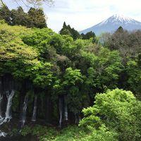 2017年GW 静岡の旅【8/??】白糸の滝、富士山本宮浅間大社