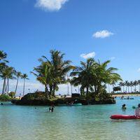 7歳児(小1)と行くハワイ旅行 Vol.1:1日目