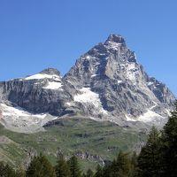 イタリア湖水地方、ドロミテ山塊、アルプス・チロルを巡る旅 � イタリアアルプス山麓の町チェルビニア