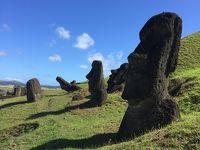 2017GW南米詰め込み旅6 イースター島2日目モアイ巡り