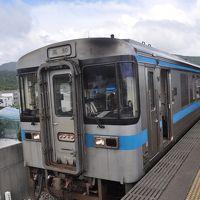 2017年8月四国鉄道旅行5(室戸岬経由ごめん・なはり線)