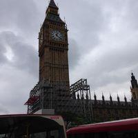 初ヨーロッパ ロンドンとちょこっとスピリチュアルな旅 1