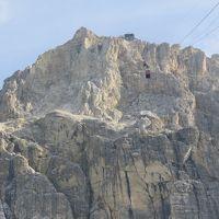 世界遺産ドロミテとアルプス展望ルート10日間の旅�コルティナ・ダンペッツオ〜ファルツァレーゴ峠〜ポリドイ峠迄