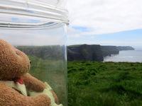 アイルランド一人旅(5)ゴールウェイからバスでドゥーリンへ。そして、モハーの断崖までの長〜〜〜い道のり