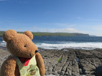 アイルランド一人旅(6)ドゥーリン港とバレンを歩く