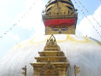 ネパール旅行記(2) カトマンズ市内観光