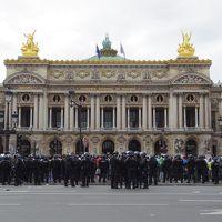 フランス・ベルギー・ドイツ3週間の旅 (NO4) :7月15日(土) 凱旋門・ルーブル美術館・オペラ座