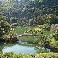 善通寺〜こんぴらさん〜満濃池〜栗林公園〜高山城跡