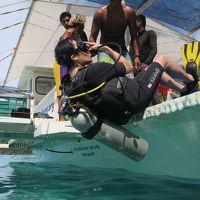 駐在のついでに 【その44】 フィリピン遠征� エルニド2日目、1年2ヶ月ぶりのダイビング@Cadlao!