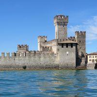 世界遺産ドロミテとアルプス展望ルート10日間の旅�ボルツァーノ〜ガルダ湖のシルミオーネへ